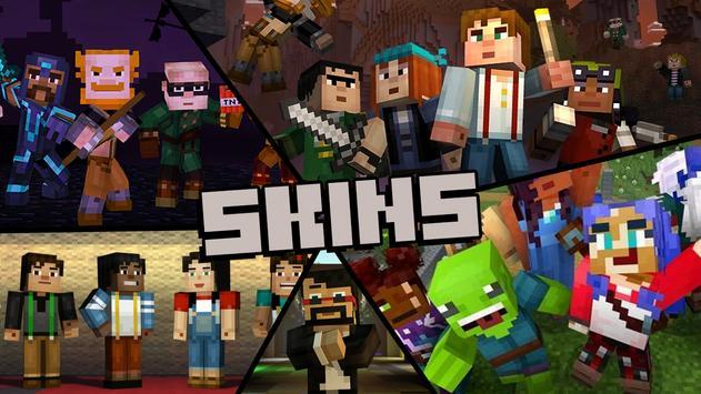 Best Minecraft Skins, Mods and Maps screenshot 1