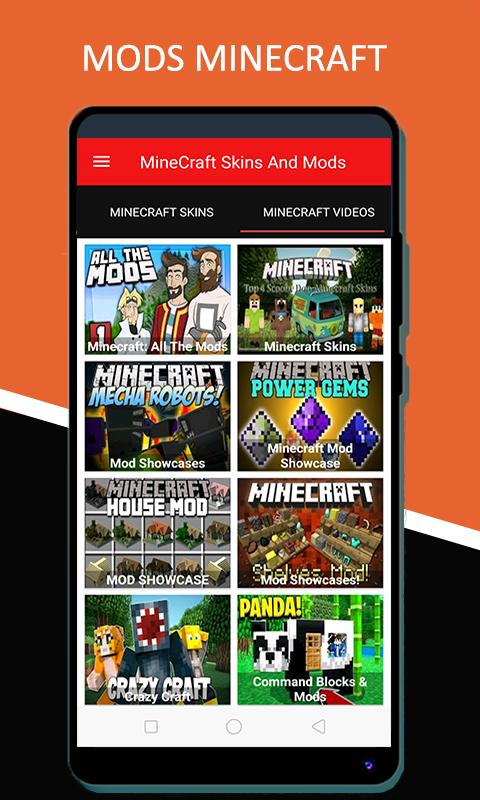 Skins & Mods For Minecraft 2019 for Android - APK Download