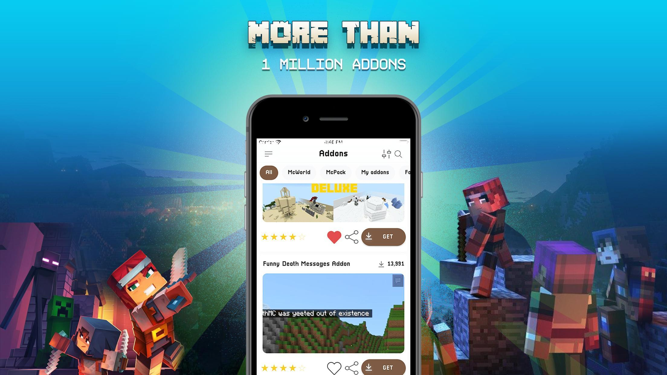 Mod Master For Minecraft Pe Mcpe For Android Apk Download