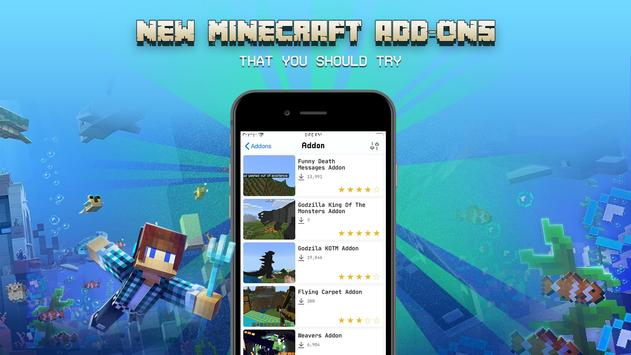 MOD-MASTER for Minecraft PE - MCPE screenshot 4