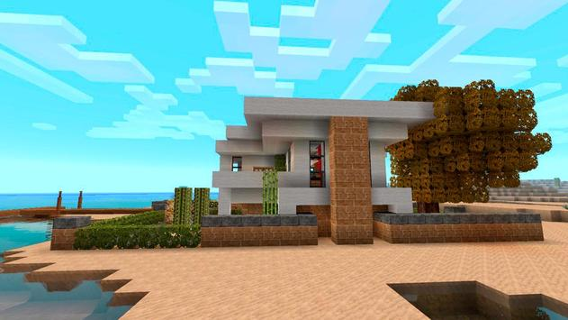 Maps for Minecraft: the Redstone Houses screenshot 4