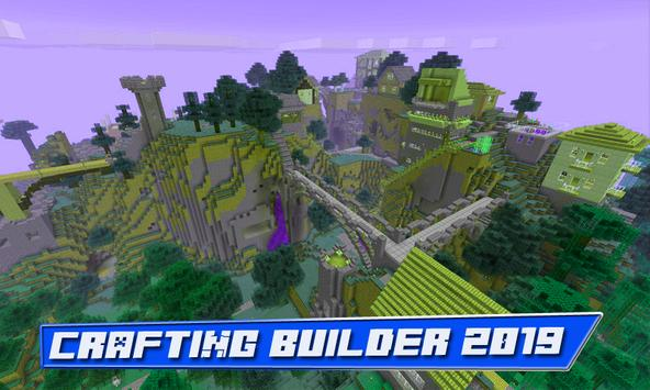 Build Craft 3D - Block city simulator 2019 for Android - APK