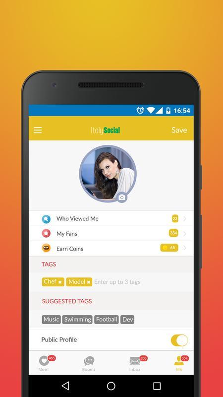 dating app italy