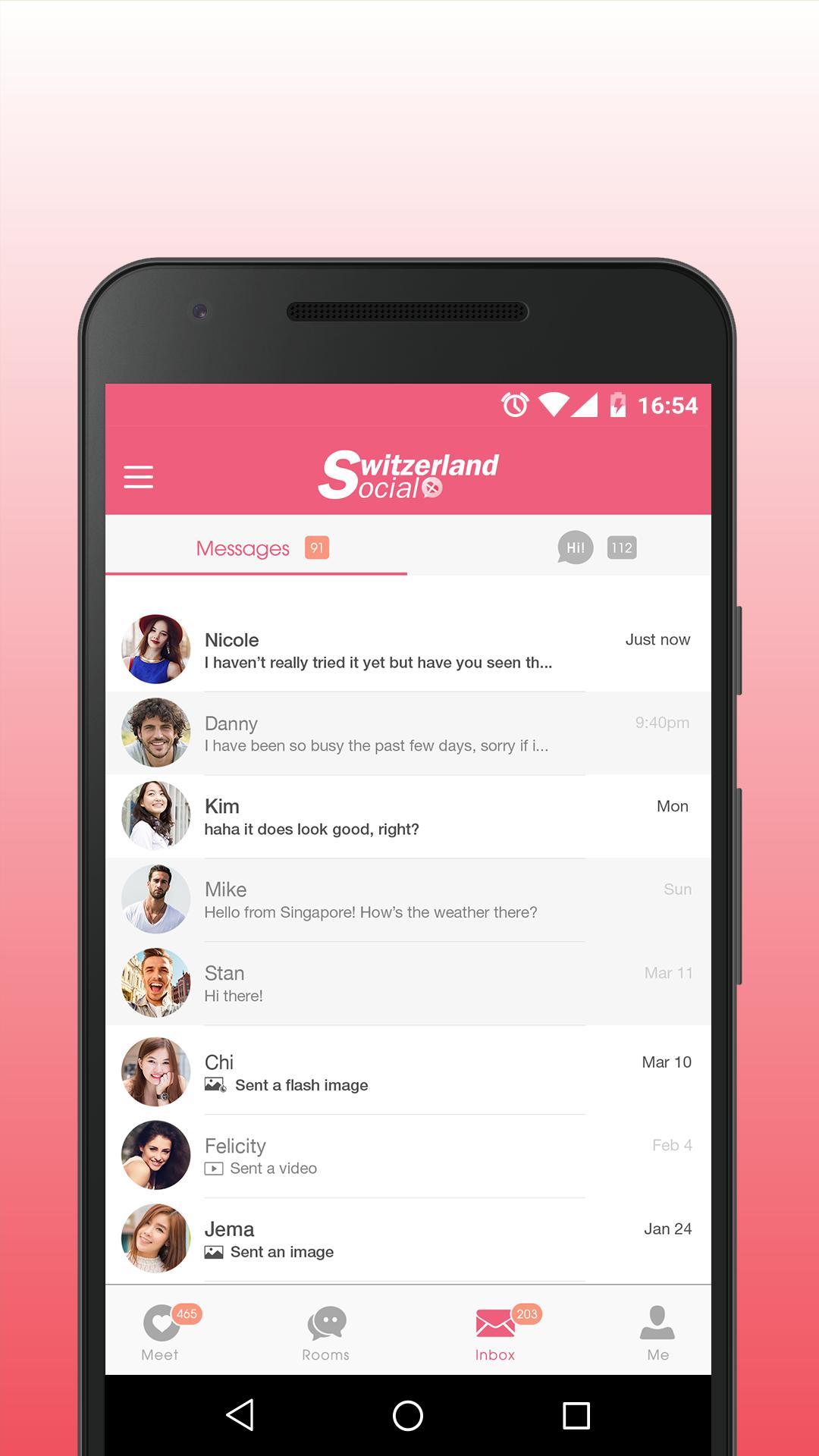 Comment faire un message à une fille sur un site de rencontre