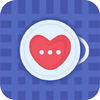 UK Social - British Date Video App to Meet Singles Zeichen