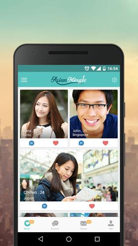 Asian dating chat app