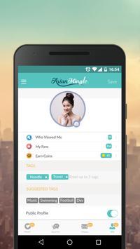 Asian Mingle screenshot 2
