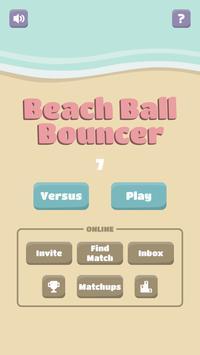 Beach Ball Bouncer poster