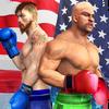boxe mondiale 2019: jeu de combat de boxe punch icône