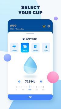 water reminder screenshot 1