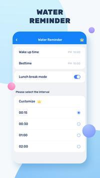 water reminder screenshot 2