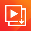 Top video downloader simgesi