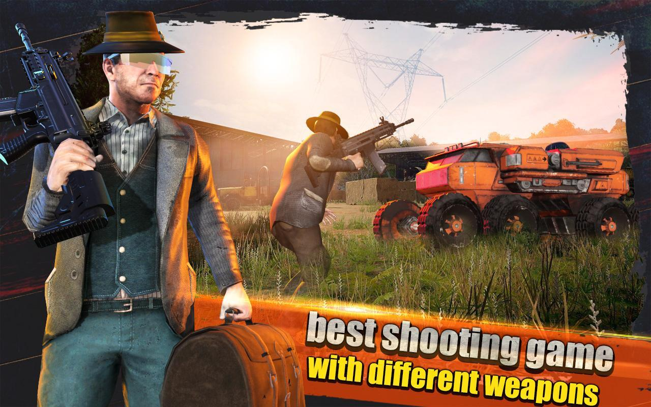 Modern Survival Free Fire Firing Squad For Android Apk
