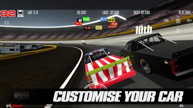 Stock Car Racing screenshot 4