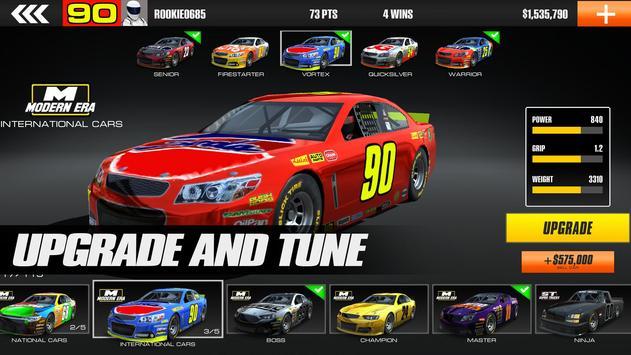 Stock Car Racing تصوير الشاشة 5