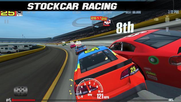 Stock Car Racing تصوير الشاشة 8