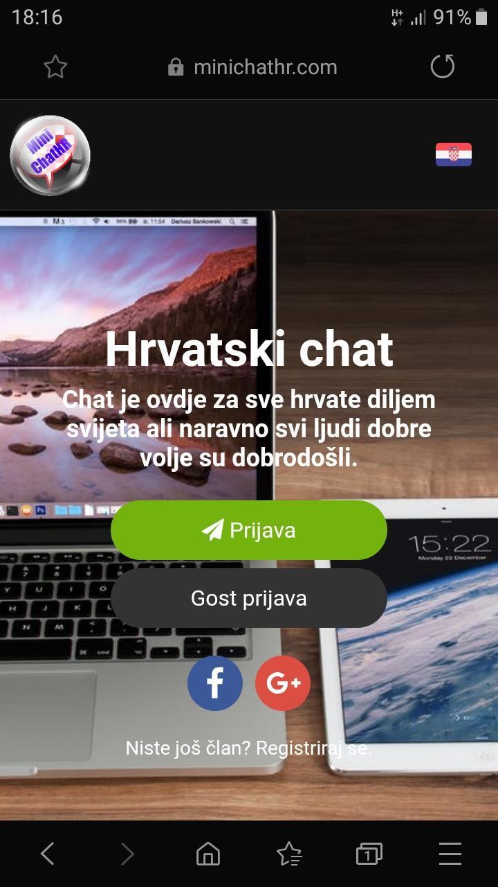 Chat hrvatska