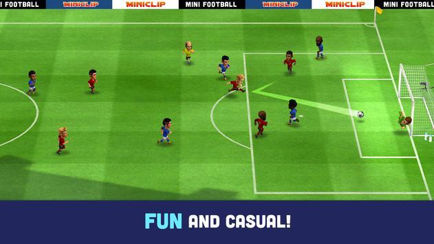 Mini Football poster