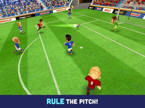 Mini Football स्क्रीनशॉट 8