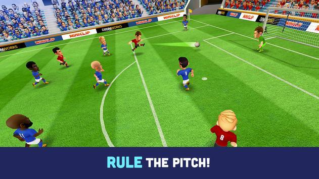 Mini Football screenshot 1