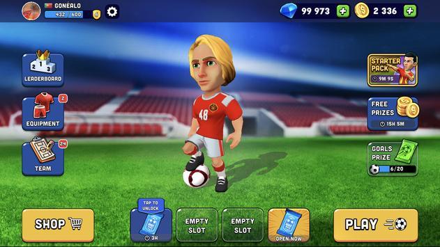 Mini Football स्क्रीनशॉट 13