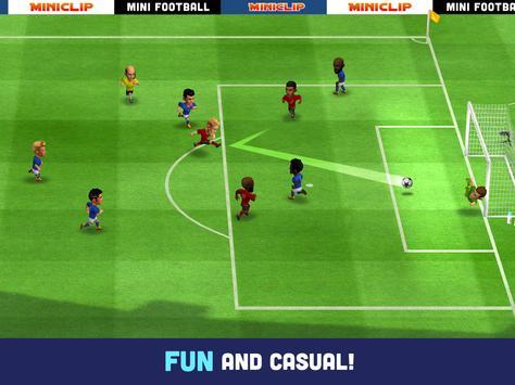 Mini Football स्क्रीनशॉट 14