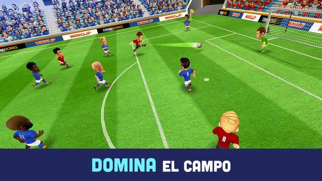 Mini Football captura de pantalla 1