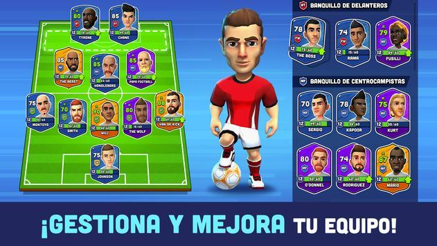 Mini Football captura de pantalla 2