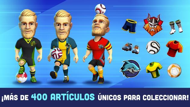 Mini Football captura de pantalla 4