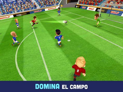 Mini Football captura de pantalla 8