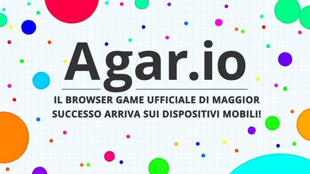 Poster Agar.io