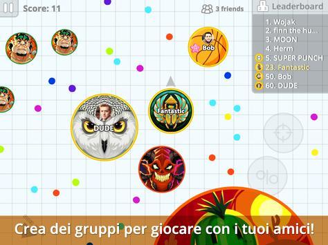 16 Schermata Agar.io