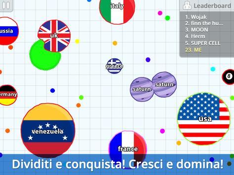 15 Schermata Agar.io