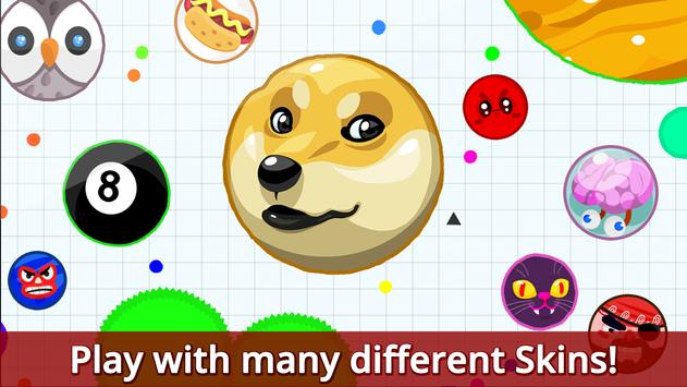 Agar.io screenshot 5