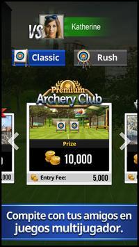 Archery King captura de pantalla 1
