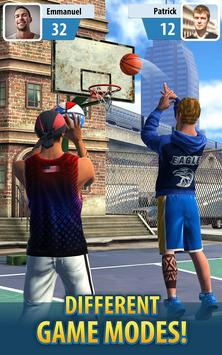 Basketball تصوير الشاشة 1