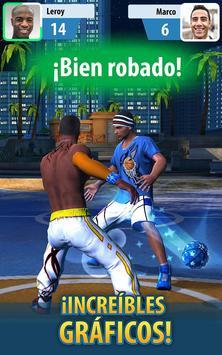 Basketball captura de pantalla 3