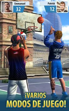 Basketball captura de pantalla 1