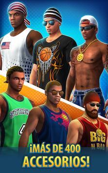Basketball captura de pantalla 4