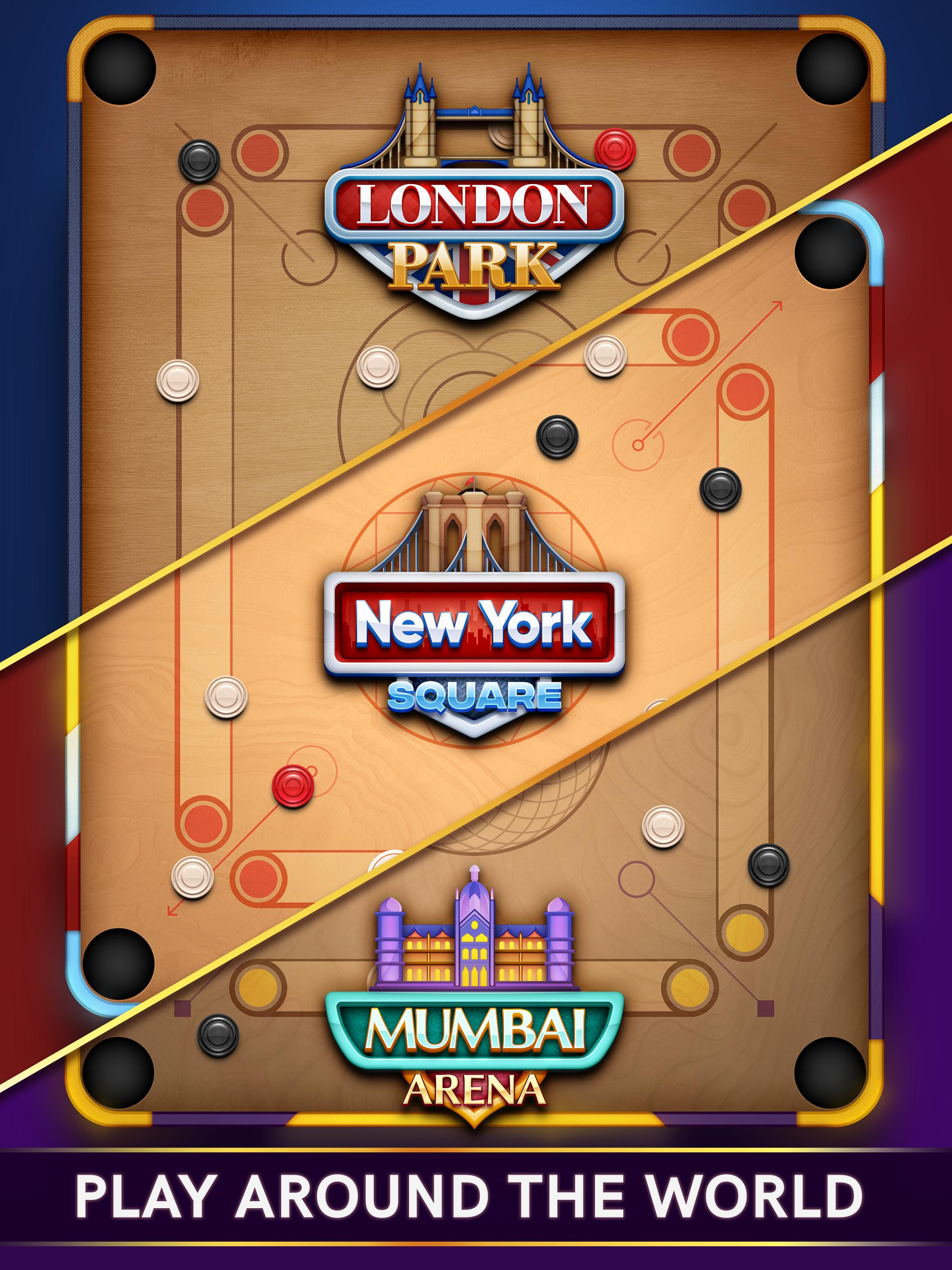 Disc Pool Carrom for Android - APK Download
