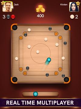 Disc Pool Carrom screenshot 9