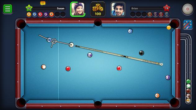 8 Ball Pool الملصق