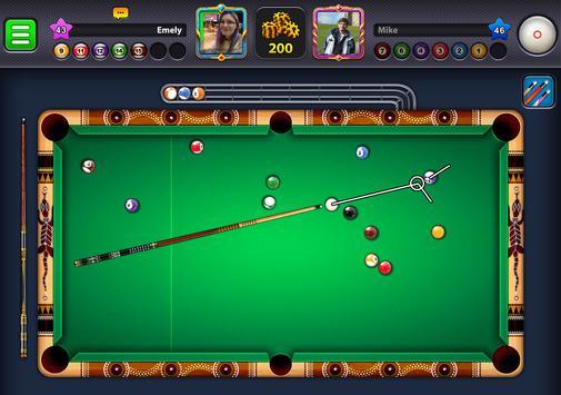 8 Ball Pool تصوير الشاشة 13