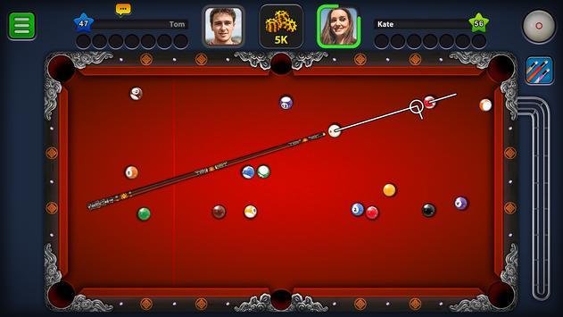 8 Ball Pool تصوير الشاشة 1