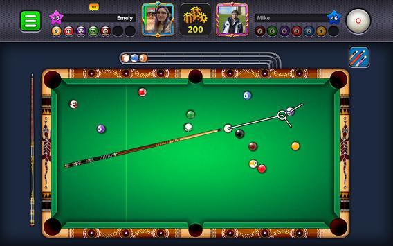8 Ball Pool تصوير الشاشة 20