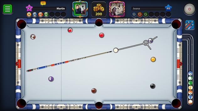 8 Ball Pool تصوير الشاشة 2