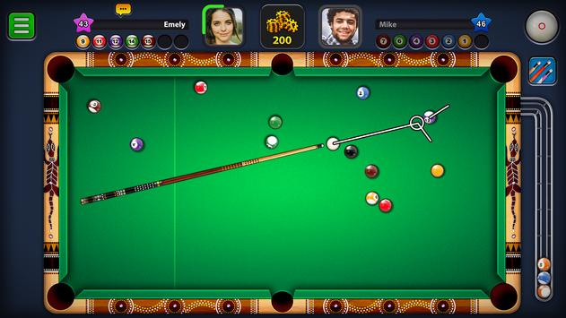 8 Ball Pool تصوير الشاشة 6