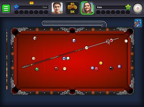 8 Ball Pool captura de pantalla 5