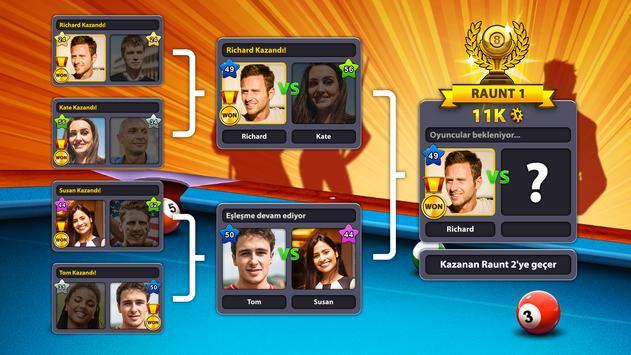 8 Ball Pool Ekran Görüntüsü 3