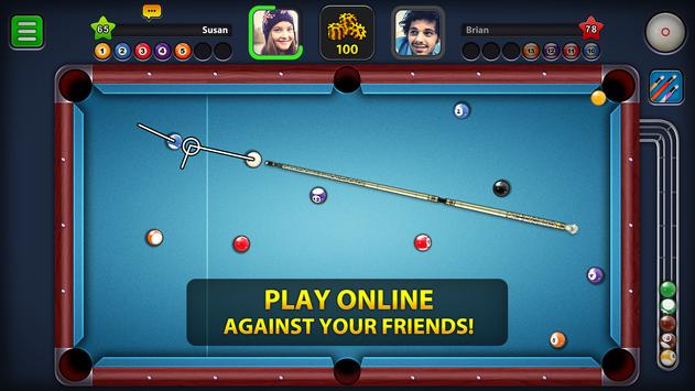 8 Ball Pool Cartaz